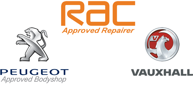 Peugeot, RAC and Vauxhall Approved